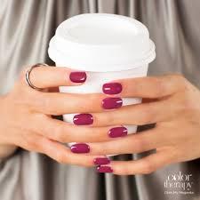sally hansen color therapy nail polish target