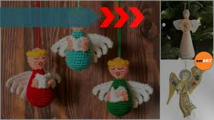 angel christmas ornaments christmas 2016 youtube