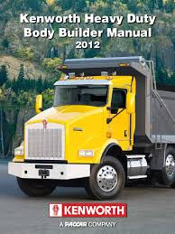 hd t800 w900 c500 body builder manual kenworth electrical wiring