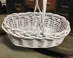 Filled Easter Baskets Wholesale White Easter Basket