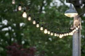 how to string cafe lights cafe string lights with bulbs 21 astonishing outdoor cafe lights