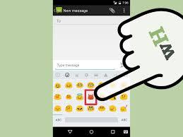 make emojis show up on android emoji world
