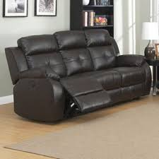 Used Leather Recliner Sofa Power Recline Sofas Couches U0026 Loveseats Shop The Best Deals For