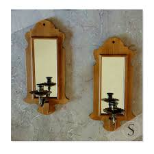 Wooden Wall Sconce Where To Find Swedish Looking Wall Sconces