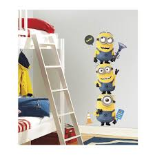 despicable minions giant wall decal discount designer zoom despicable minions giant wall decal