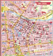 lima map žemėlapis lima map n all com