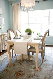 Light Blue Dining Room Beautiful Kitchen Space Especially The Westie The