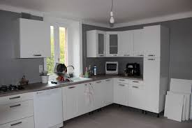 meuble de cuisine blanc quelle couleur pour les murs quelle couleur de mur pour une cuisine blanche avec decor de chambre