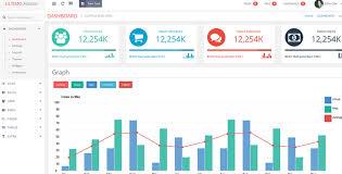 template dashboard free 20 free premium html admin dashboard templates
