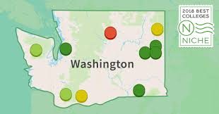 Colleges In Washington State Map by 2018 Top Party Schools In Washington Niche