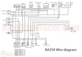 250cc dirt bike wiring diagram wiring diagram manual