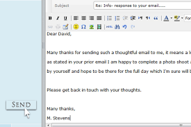 Follow Up Email For Business by How To Respond To An Email With A Thank You 3 Steps