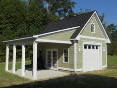 image result for garage pool house combination pool pool house