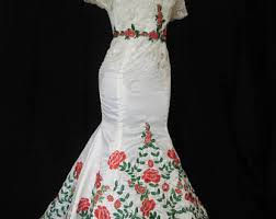 traditional mexican wedding dress mexican wedding dress etsy