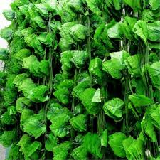 best long artificial plants green ivy leaves artificial grape vine