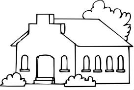 church coloring pages for children coloringstar