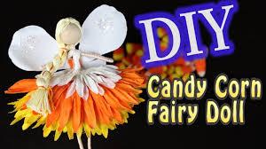 youtube halloween crafts diy halloween decorations candy corn fairy doll youtube