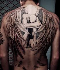 Wing Back Tattoos For - 500 most popular designs for 2017 collection part 26
