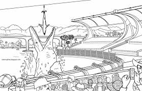 amazing jurassic park coloring pages 15 with additional free