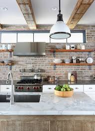 backsplash for kitchen without cabinets kitchens without cabinets design ideas