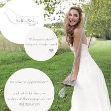 andria bird bride