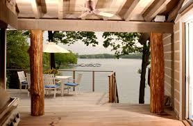 Patio Construction Ideas by Exterior Design Cozy Ipe Wood Flooring For Enchanting Floor