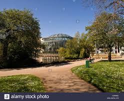 winter gardens and mowbray park sunderland tyne and wear england