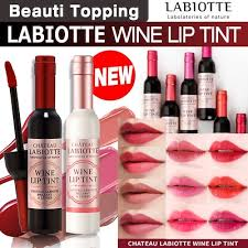 chateau labiotte wine lipstick cr02 beauti topping