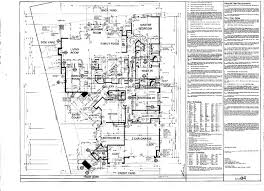 working drawing floor plan gabrile king associates home plans new home plans plan gabriel