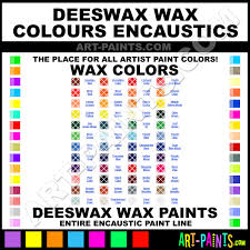 pastel coral wax colours encaustic wax beeswax paints 34