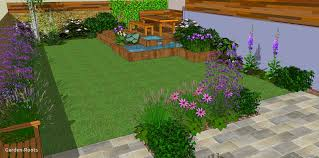 garden designs brick tropical pool design calimesa ca by sophie