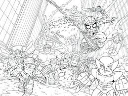 lego avengers coloriages  baccanoinfo