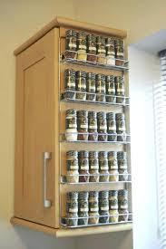 kitchen cabinet spice racks kitchen cabinet spice rack for pull out spice racks for kitchen