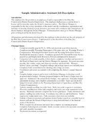 medical administrative assistant resume sample assistant administrative assistant job duties resume administrative assistant job duties resume medium size administrative assistant job duties resume large size
