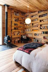 Small Bedroom Into Library Tiny Library In The Woods Studio Padron