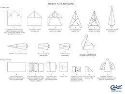 134 best napkin folding images on how to fold napkins