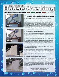 Home Exterior Cleaning Services - indiana house washing services deck cleaning and sealing by