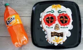 day of the dead skull pull apart pumpkin bread growing up bilingual