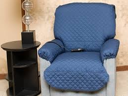 slipcover for recliner chair liquguard â incontinence recliner and lift chair cover