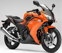 honda cbr 150r orange colour honda cbr150r cbr300r india launch in coming months maxabout news
