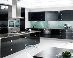 Square Kitchen Cabinet Knobs by 20 Black Kitchen Cabinet Design 2229 Baytownkitchen