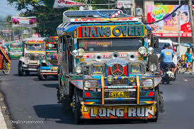 philippines taxi getting around manila taxi jeepney uber grab bus lrt mrt