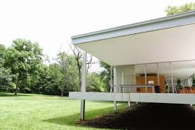 farnsworth house midcentury modern minimalist miracle mid