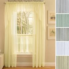 harmony semi sheer window treatment