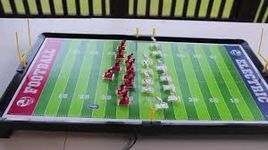 table top football games review red zone electric football by tudor games a classic lives