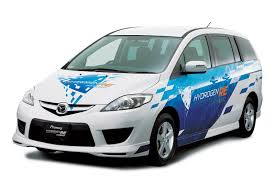 premacy mazda premacy hydrogen re hybrid gains government approval to