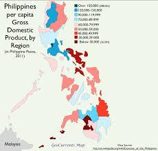 Philippine Map Geocurrents Maps Of The Philippines Geocurrents