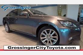 buy used lexus gs 350 used lexus gs 350 for sale in chicago il edmunds