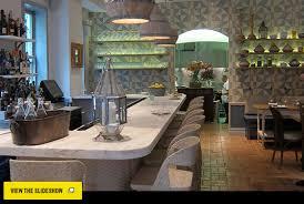 Dekar Interior Design Space Of The Week West Village Restaurant Claudette New York