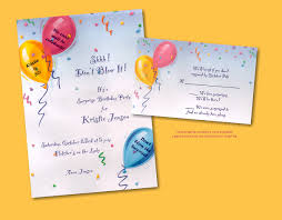 Invitation Card Format Birthday Party Invitation Card Format Disneyforever Hd